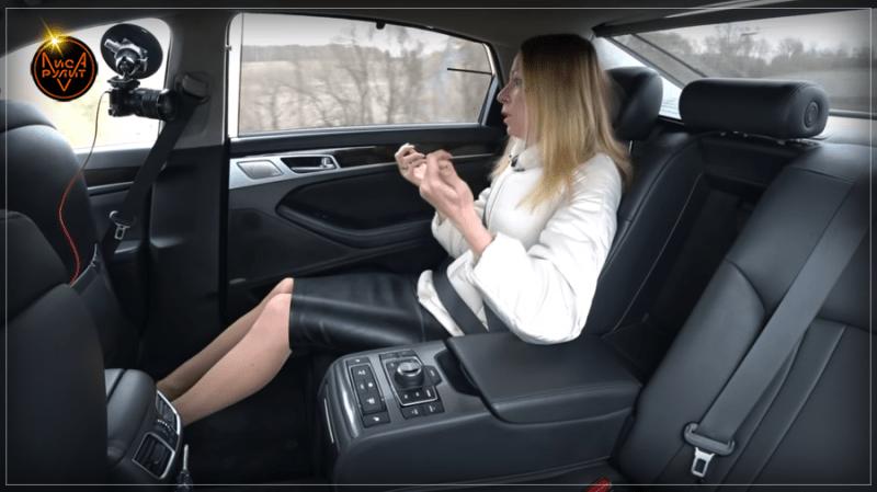 Genesis G80 - обзор подержанного бизнес-седана корейского автопрома
