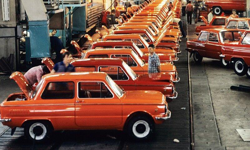 Какие из бывших республик Союза сумели сохранить свой автопром?
