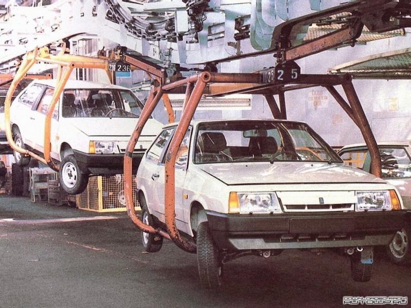Клоны автомобилей. Кого копировала LADA? Часть 5