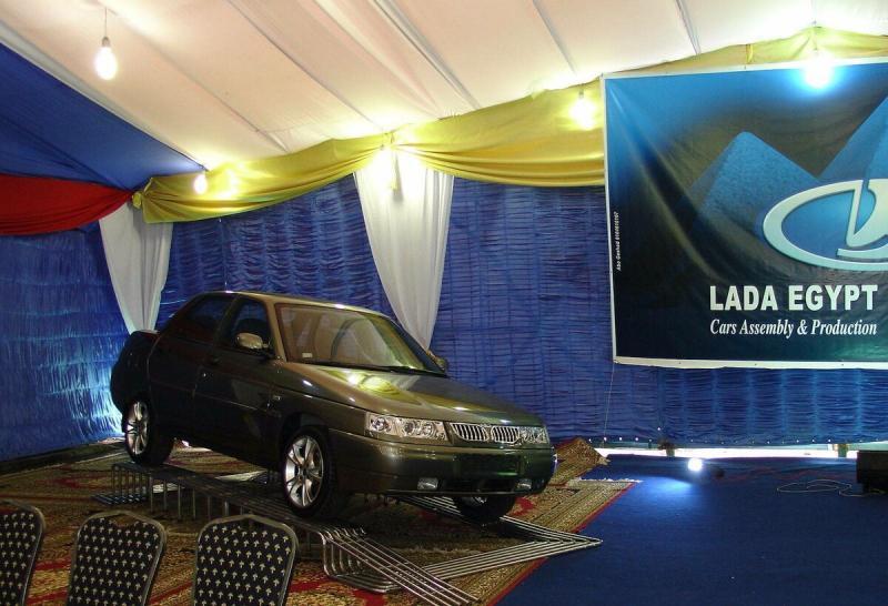 Клоны автомобилей LADA (Египет и Казахстан). Часть 9