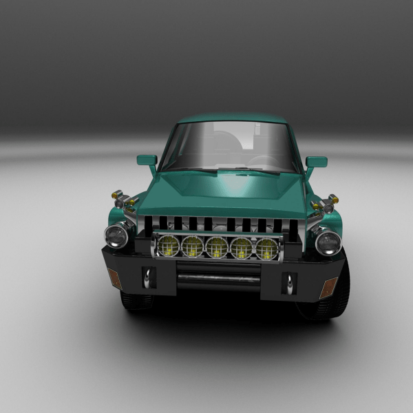 Lada 4×4 «Куница» — наш ответ Suzuki Jimny?