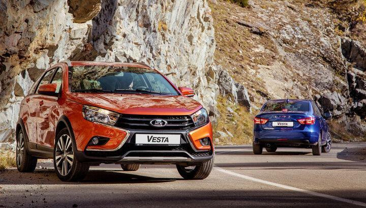 Новая Lada Vesta с АКПП - спрос превысил все ожидания