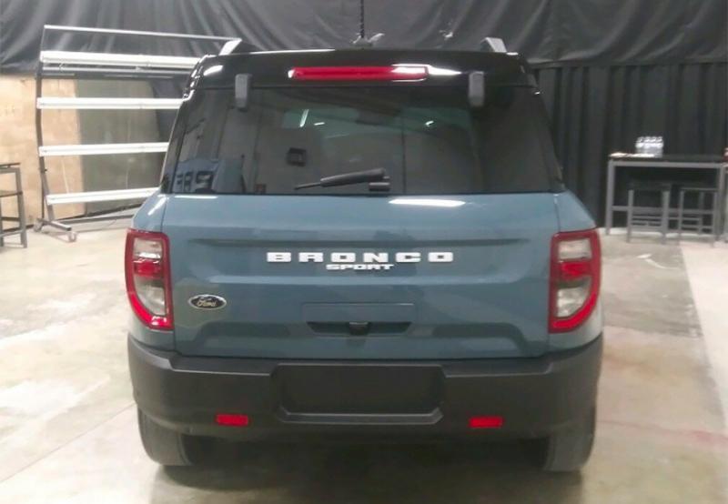 Новый Ford Bronco – современные технологии в старом облике