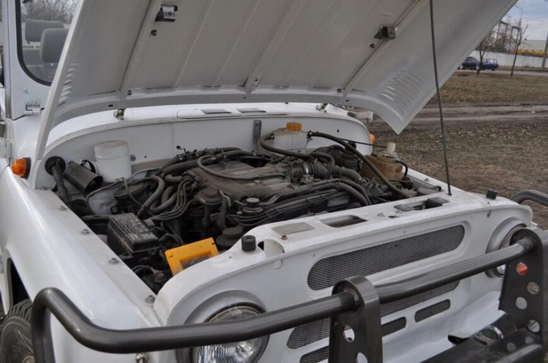 УАЗ скрестили с Toyota 4Runner. Получилось очень классно!