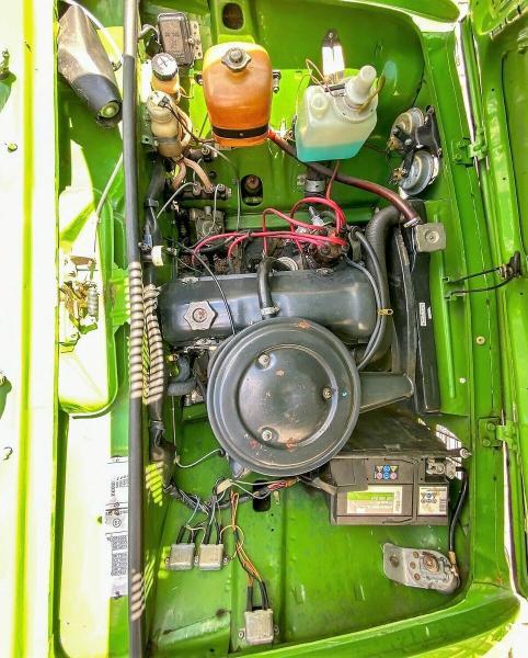Зелёный Жигули Лимузин из ГДР. Lada 1200 S за 0,5 млн. Очень редкий.