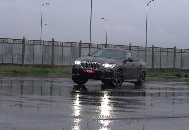 BMW X6: на первом месте теперь комфорт
