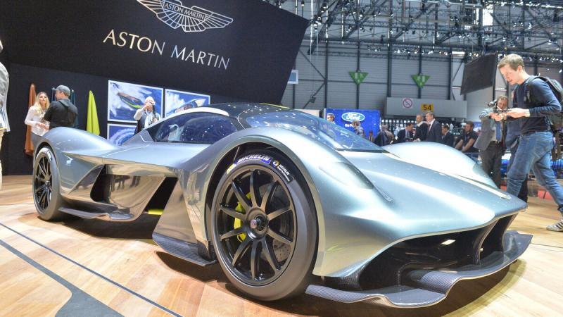 Что нам может предложить Aston Martin в 2020 году?