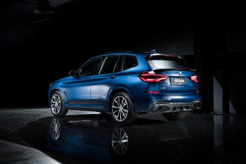 Новый BMW X3 - Larte Performance 2020 года