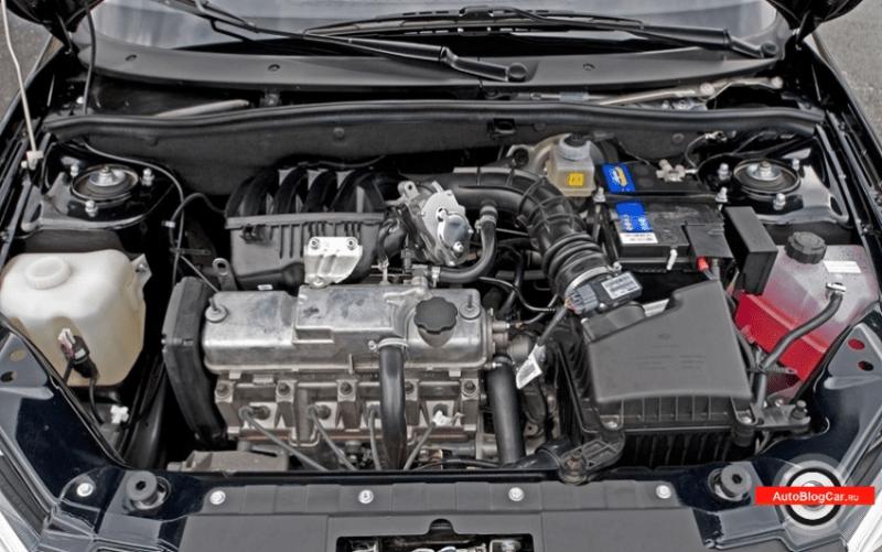 Самый экономичный 8-ми клапанный двигатель ВАЗ (Лада)