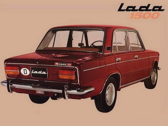 ВАЗ-2103, особенности ранних выпусков, 1972-1975 г.в.