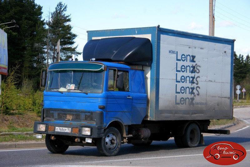 11 грузовиков, которые владельцы перепилили для «дальнобоя»
