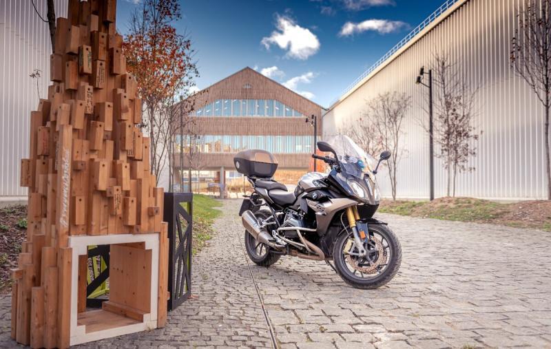 Эрос - BMW R1200RS