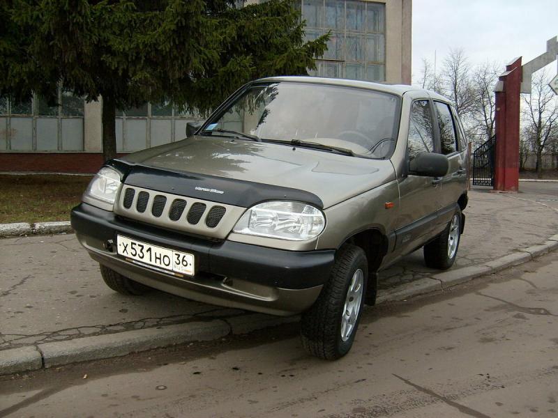 """Новый внедорожник Lada - смотрим, что привнес АвтоВАЗ в """"Шниву"""""""
