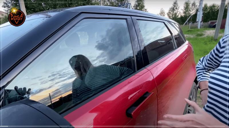 Range Rover Evoque. Прелести и глюки электрики