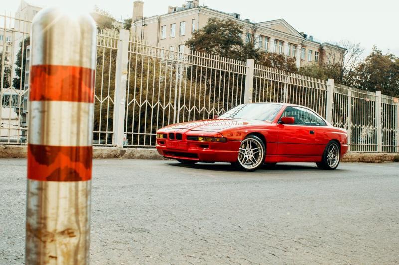 Самые интересные BMW с которыми я работал.
