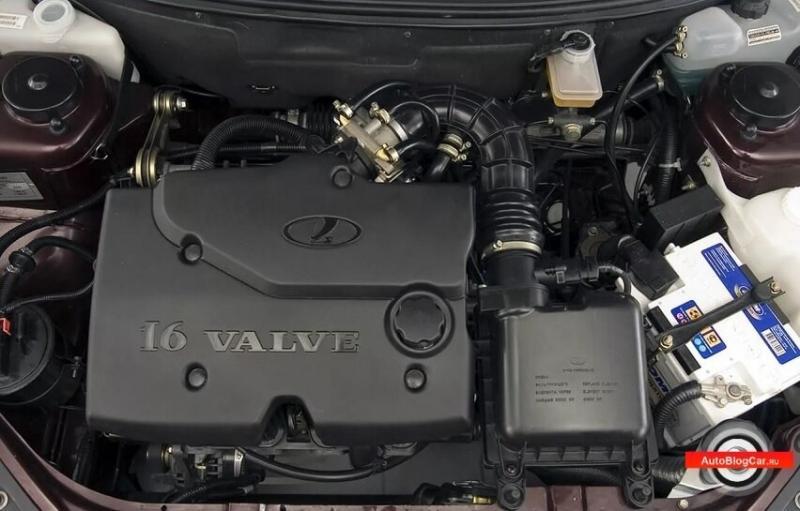 Самый лучший двигатель Лады Гранта (Lada Granta)