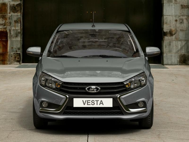 Самый надежный и популярный кузов Лада Веста (Lada Vesta)