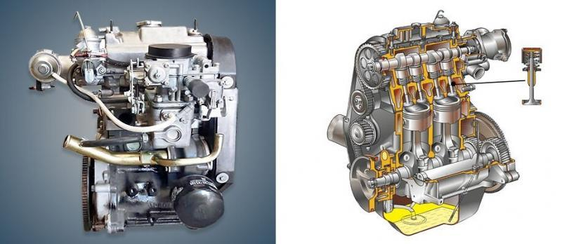Самый проблемный двигатель ВАЗ (Лада) с малым ресурсом