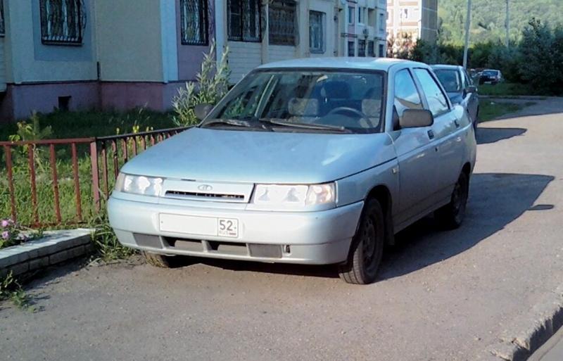 ВАЗ-2110 – запоздалый шаг к новым вершинам