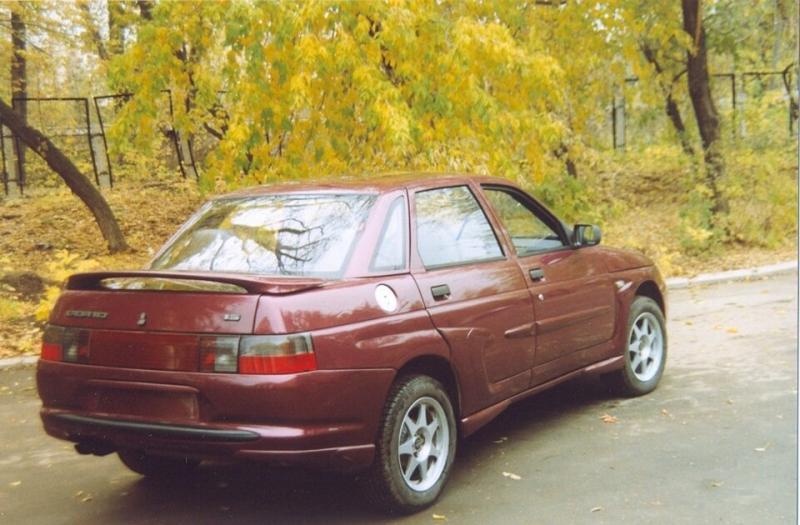 ВАЗ-21106 – автомобиль, который часто называют лучшей моделью «Лады»