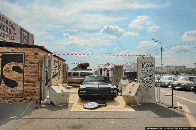 Автотюнинг по-русски или как в России автомобили портят