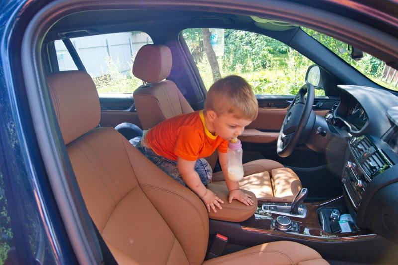 BMW X3. Машина настроения.