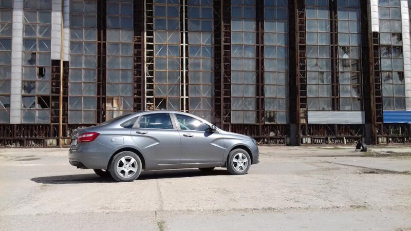 Честный отзыв про Lada Vesta за 3 года владения