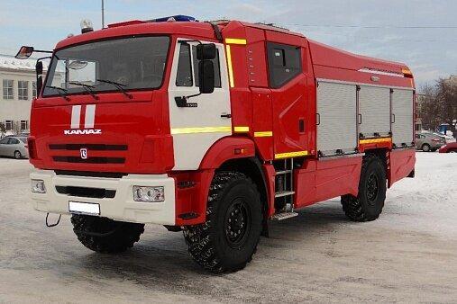 Что в 2020 году КАМАЗ может предложить пожарной службе?