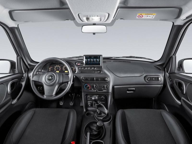 Два доступных российских внедорожника - сравниваем Lada 4×4 и Lada Niva