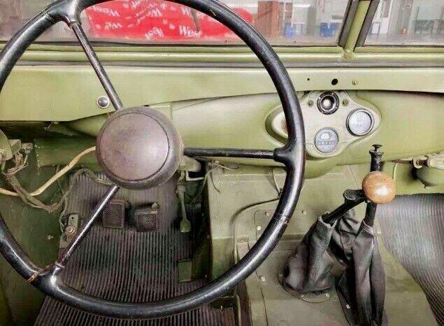 """ГАЗ-67 """"Чапаев"""". Шёл в музей и купил раритет. Мой дед был бы доволен."""
