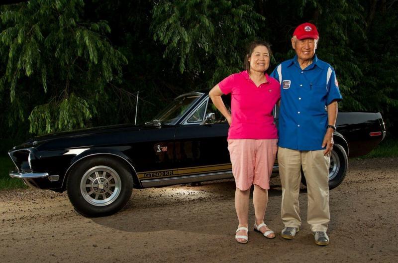 Как северокореец создал культовый американский автомобиль