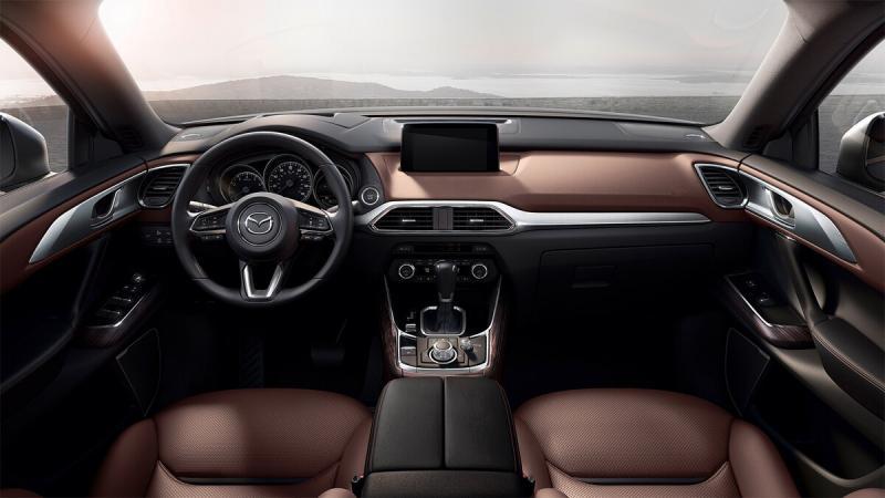 Какой будет Mazda CX-9 2021 модельного года
