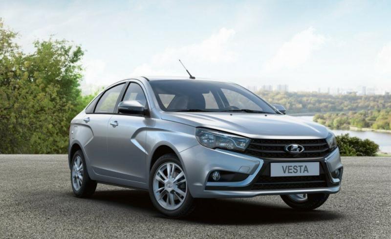 Lada Vesta Facelift - каким может стать новый флагман АвтоВАЗ?