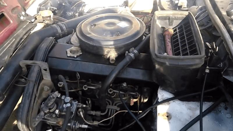 Мощные двигатели, которые можно поставить в Ниву