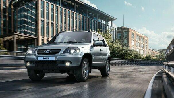 Российский внедорожник LADA Niva Off Road - что нового?
