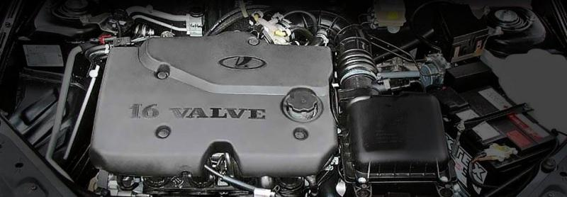 Самая быстрая Лада Калина (Lada Kalina) с мощным двигателем
