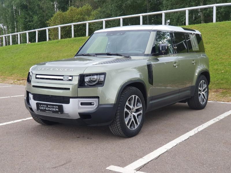 Самый крутой внедорожник. Land Rover Defender 2020