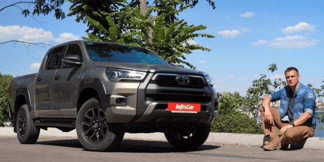 Toyota Hilux 2020: будущее для Prado?