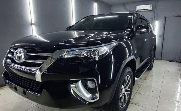 Внедорожник, который стоит своих денег, и это не Mitsubishi Pajero