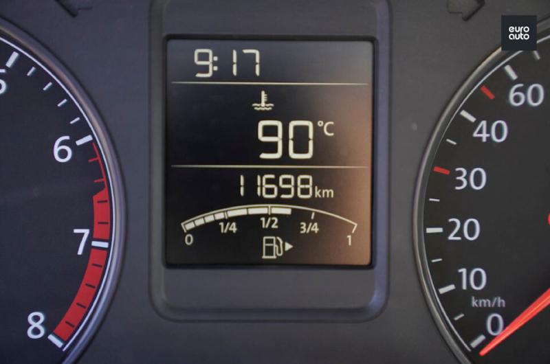 VW Polo, ТО-1. Дилер отдыхает