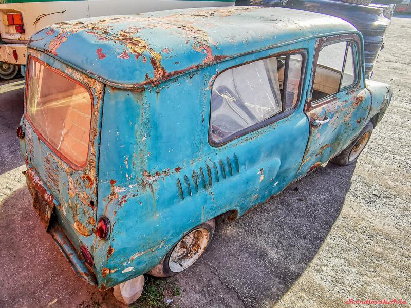 Авто-ретро-франкенштейн родом из СССР