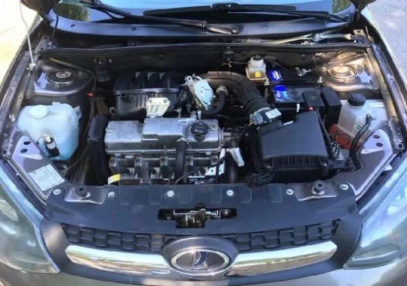 Двигатель новой Лада Гранта (Lada Granta), который не ломается