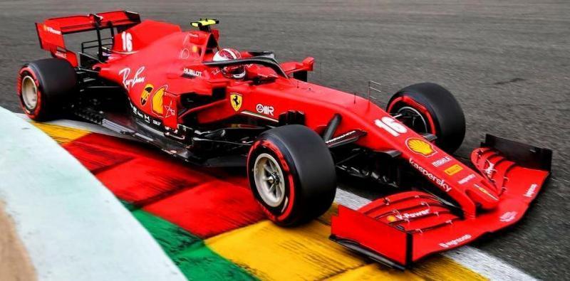 Ferrari погрузилась в лихие 90-ые