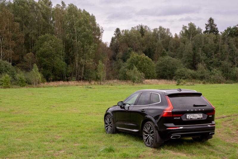 Как испортить автомобиль за 5+ млн. ₽ на примере VOLVO XC 60 T8?