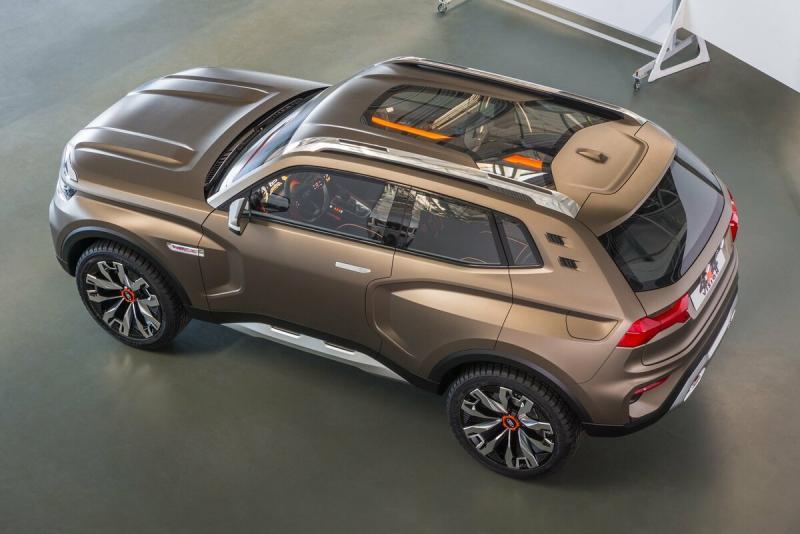 Lada Onega - именно так будет называться новая модель АвтоВАЗ.