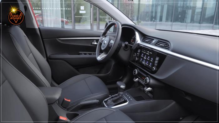 Обзор и тест-драйв обновленной версии автомобиля Kia Rio