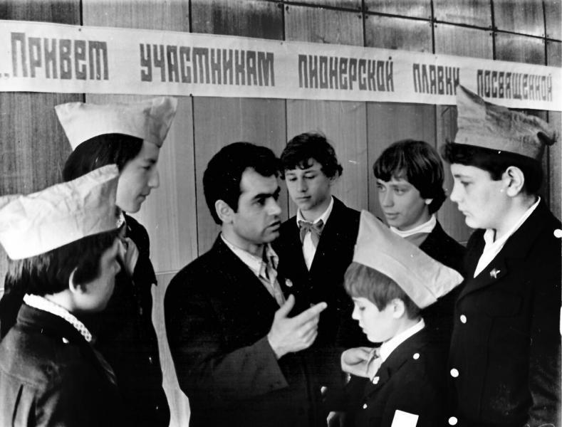 Пионеры СССР — «КАМАЗу»