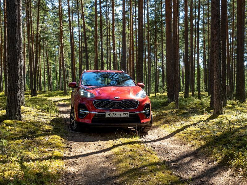 Тест-драйв KIA Sportage длиной 3500 километров