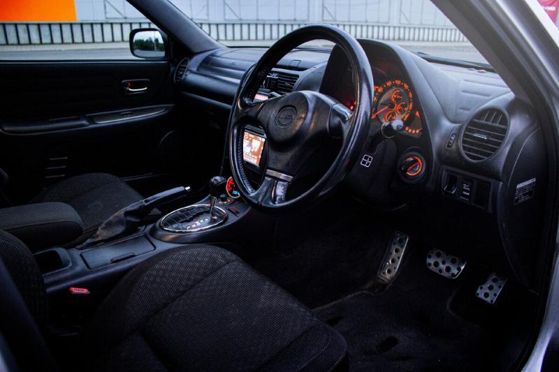 Toyota Altezza. Одна из лучших