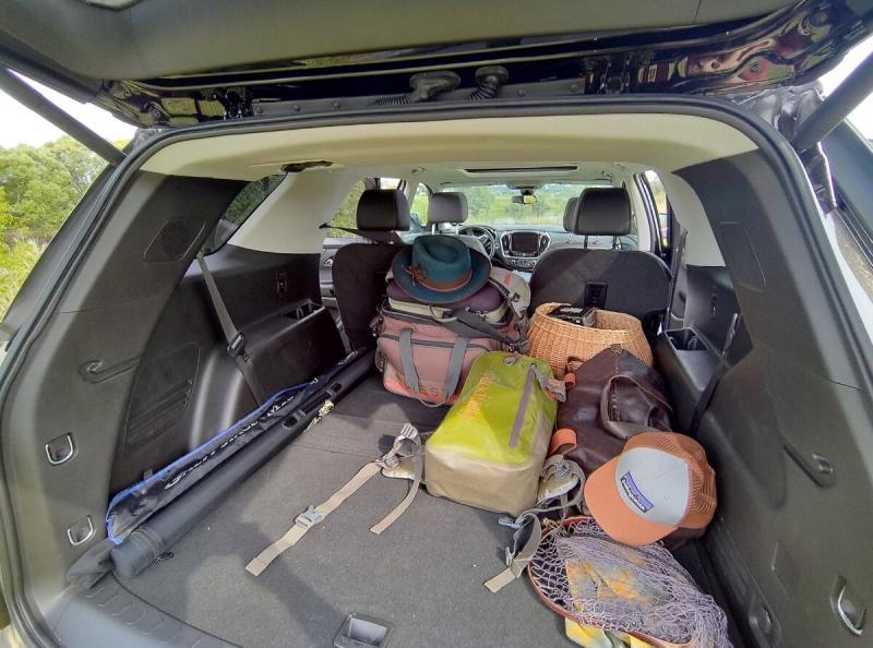 Traverse – лучший семейный SUV.